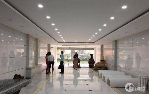 Cho thuê nhà mặt phố Dịch Vọng Hậu Cầu giấy 120m x 4 tầng.