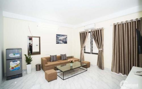 nhà riêng 4 tầng Nguyễn Thị Định Cầu Giấy 45m2 mặt tiền  4m có ĐH NL