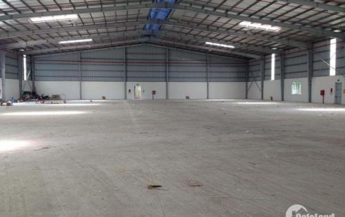 Cho thuê nhà xưởng 995m2 gần khu CN Phú Nghĩa, Chương Mỹ Hà Nội