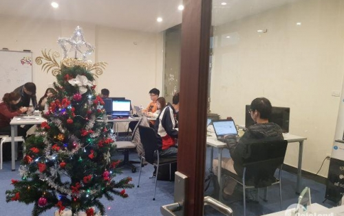 CHính chủ cho thuê sàn văn phòng cực đẹp 50-90m2 thông sàn Xã Đàn ĐỐng Đa
