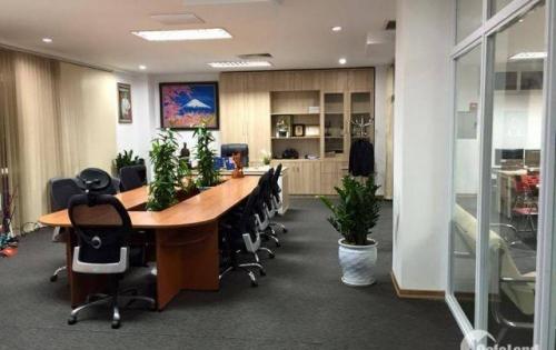Cần cho thuê văn phòng  trọn gói 60m2 mặt phố Nam Đồng,Đống Đa