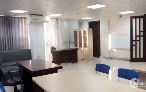 Cho thuê văn phòng phố Xã Đàn, diện tích sử dụng 60-90-150m2, tầng 6-8, view nhìn ra hồ Đắc Di