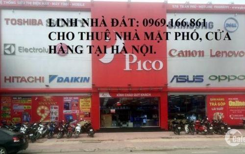 Cho thuê nhà mặt phố Lương Đình Của DT 410m, 2.5 tầng, MT 20m Giá 90 triệu/tháng.