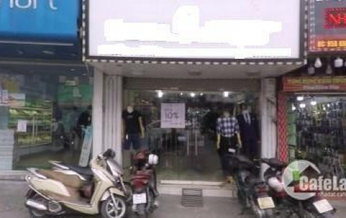 Cho thuê nhà 3 tầng mặt phố Khâm Thiên HN cực đẹp để kinh doanh, giá 35tr