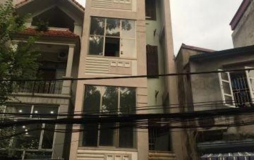 cho thuê Nguyễn lương bằng,đống đa,DT:80M2 X 5Tầng ,tầng 1 diện tích 4 Tầng
