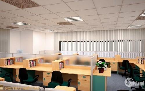 Còn duy nhất tầng 5 văn phòng 110m2 giá rẻ mặt phố 20 Phương Mai,Đống Đa
