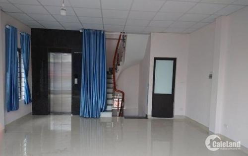Cho thuê nhà mặt phố Tây Sơn (3 mặt tiền) , dt 80x5t