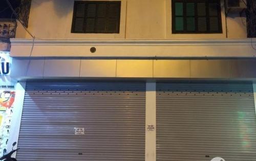 nhà mặt phố Trúc Khê Đống Đa 48m2 mặt tiền 3m 4PN 1 PK