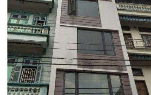 Nhà 7 tầng đường Láng Đống Đa 63m2 lô góc mặt tiền 18m và 3m nội thất cơ bản