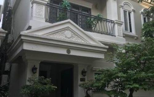 Cho thuê căn biệt thự Huyndai diện tích 200m2 x 3 tầng full nội thất cao cấp giá thuê là 1.200$