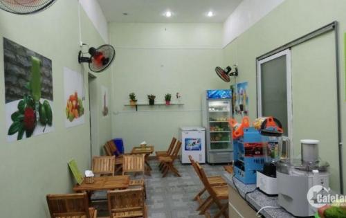 Sang nhượng cửa hàng nước ép trái cây tươi DT 21 m2 MT 3,5 m Phố Bà Triệu,Q.Hà Đông Hà Nội
