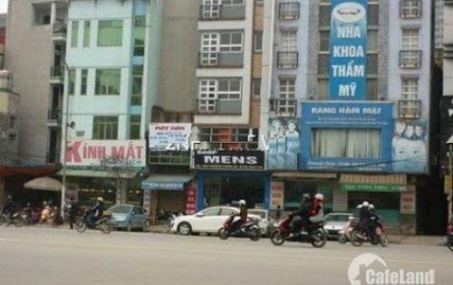 Cho thuê nhà mặt phố Quang Trung,Hà Đông