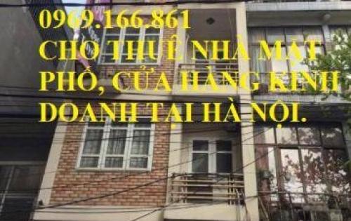 Cho thuê nhà Lê Thanh Nghị DT 42m, 5 tầng, MT 4.5m Giá 50 triệu/tháng.(có thương lượng)