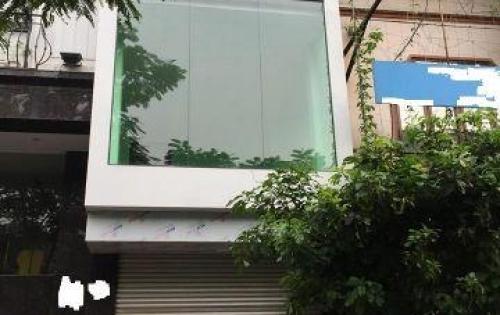 Cho thuê nhà MP Trần Đại Nghĩa làm cafe, kinh doanh, văn phòng... DT 70m, 3 tầng. Giá 35 triệu/tháng