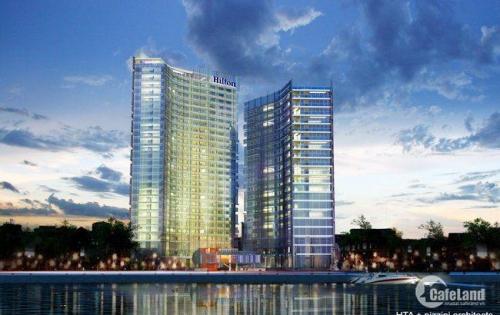 Bán căn hộ 10-05 tòa nhà Hilton - 50 Bạch Đằng, Đà Nẵng