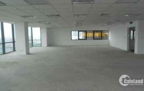 Hot - cho thuê văn phòng cao cấp mặt phố Trần Quốc Toản, diện tích từ 100-500m2, giá 300 ngàn/m2