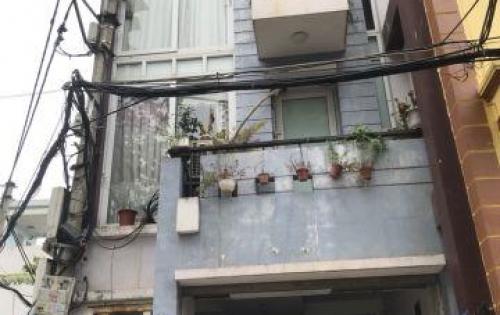 Cho thuê nhà 3 tầng 60m2 tại 69 ngõ 299 Nguyễn Văn Linh - Long Biên