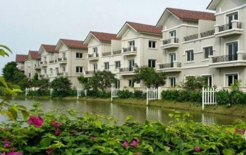 Cho thuê biệt thự Vinhome Riverside, VENICE trong lòng Hà Nội.