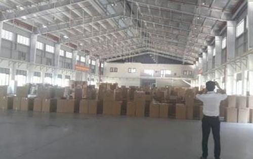Cho thuê kho xưởng diện tích  2455m2  Vũ Xuân Thiều, Long Biên