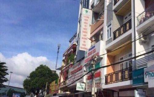 Cho thuê nhà mặt tiền đường Mậu Thân, 2 lầu, vị trí trung tâm ninh kiều, gần siêu thị Lotte