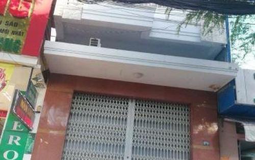 Cho thuê nhà khu vạn phát, cồn khương, nhà 2 lầu, có sân thượng, đậu oto trong nhà