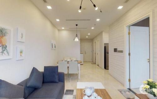 Cho thuê căn hộ Vinhomes Golden River 2 phòng ngủ, full nội thất không gian thoáng mát