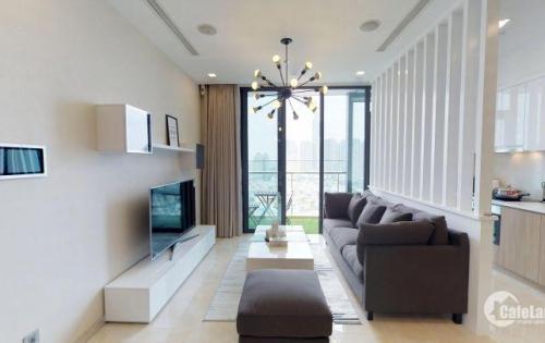 Cho thuê căn hộ cao cấp tại Vinhomes Golden River 3 phòng ngủ, full nội thất giá cực tốt chỉ 2000 USD/ tháng (bao phí)