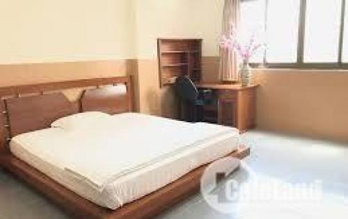 Cho thuê căn hộ dịch vụ cao cấp đầy đủ tiện nghi tại đường Lý Chính Thắng, quận 3