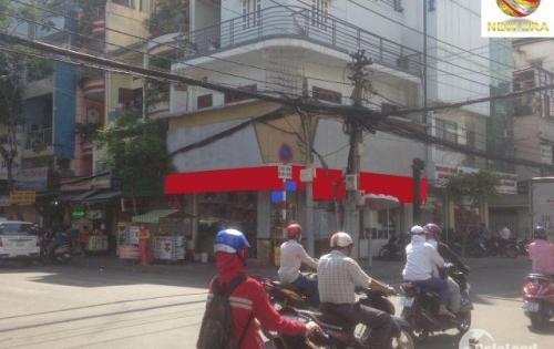 Cho thuê góc 2MT Nguyễn Đình Chiểu - CMT8, 4mx15m,2 Lầu,Giá: 6000$