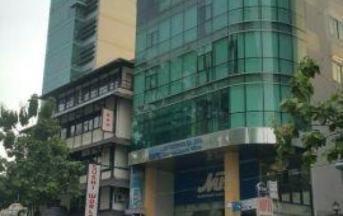 Cho thuê nhà MT Nguyễn Thị Minh Khai Q3,DT: 5mx18m,5 lầu, có Hầm