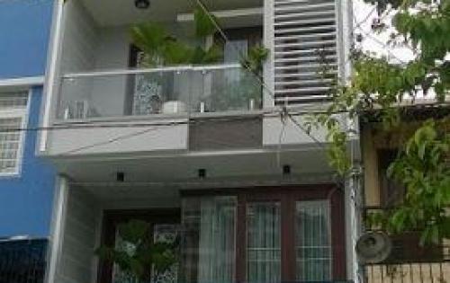 Cho thuê nhà mặt tiền Trần Quang Diệu, P14, Q3. 5 x 20m, trệt+3 lầu, garage ôtô