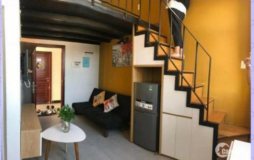 cho thuê căn hộ mini Cao Cấp full nội thất, Q4 HCM gần Q7,Q1