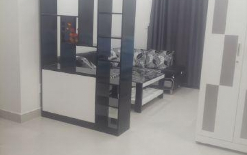 Cho thuê căn hộ 1phòng ngủ The Everrich Infinity Q5, 36m2, full nội thất, giá 13 triệu/tháng