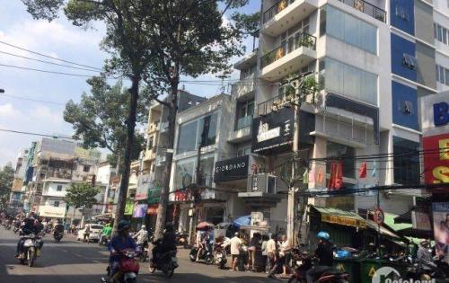 Cho thuê góc 2MT Nguyễn Trãi Q5,DT: 4mx18m, 5 Lầu,Giá: 100 Triệu