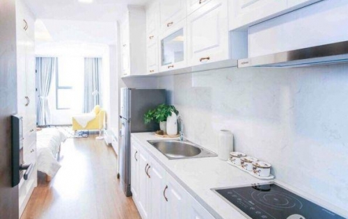 Cho thuê căn hộ Mini Orchard Garden giá chỉ 11 triệu/ tháng đầy đủ nội thất