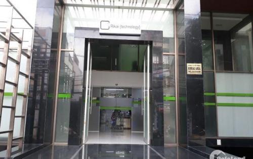 Cho thuê văn phòng tầng trệt mặt tiền đường Phạm Phú Thứ, P.11, Quận Tân Bình