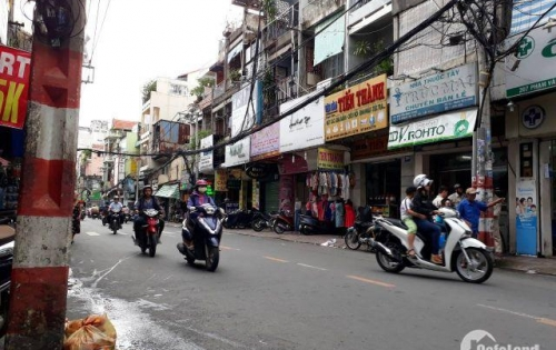 Cho thuê nhà 2 mặt tiền trước sau 404 Lê Văn Sỹ, phường 02, quận Tân Bình.