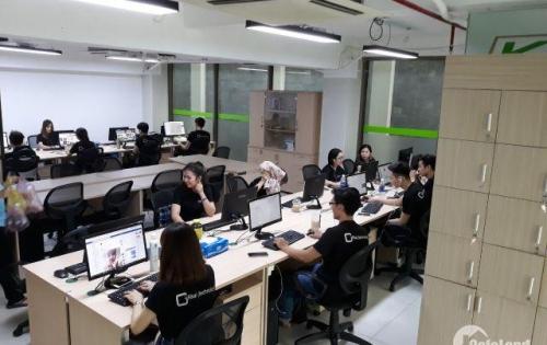 Cần cho thuê VP tầng trệt mặt tiền Phạm Phú Thứ - 200m2