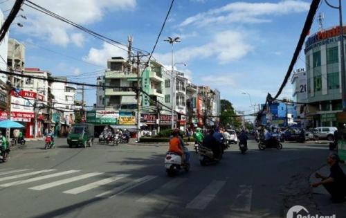 Cho thuê nhà 2 mặt tiền trước sau 404 Lê Văn Sỹ, quận Tân Bình.