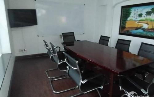 Cho thuê  tòa văn phòng kinh doanh, văn phòng ảo, chỗ ngồi làm việc.