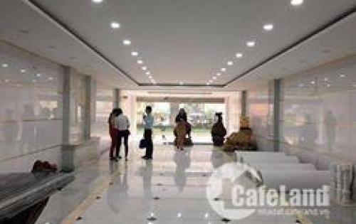 Cho thuế gấp văn phòng 170m2 thông sàn mặt phố Nguyễn Xiển, Thanh Xuân,mặt tiền 8m ốp kính