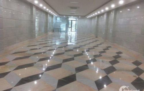 Cho thuê văn phòng  giá rẻ Hà Nội: 160m2 mặt phố 47 Nguyễn Xiển,mặt tiền 8m ốp kính, giá chỉ 8$/m2