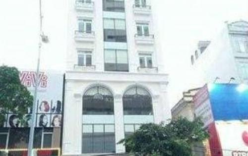 Cho thuê văn phòng mặt phố Nguyễn Xiển diện tích 180m2