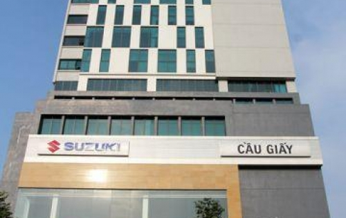 Cho thuê văn phòng 160m2, 250m2 tòa Zen Tower đường Khuất Duy Tiến