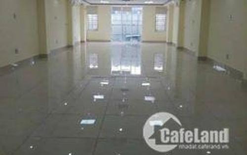 Cho thuê nhà làm văn phòng 170m2 tại 47 Nguyễn Xiển, mặt tiền 8m nhà mới 100% quận Thanh Xuân