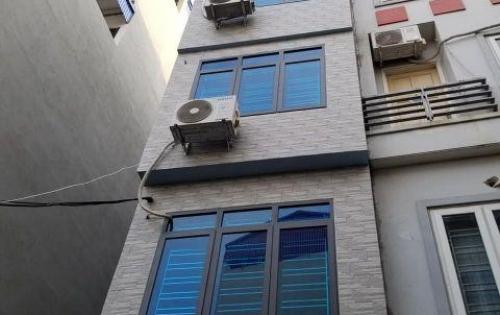 Cho thuê Nhà 4 tầng làm văn phòng phố Quan Nhân HN. 16tr