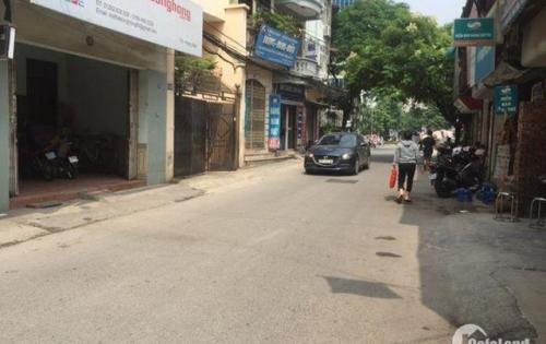 Cho thuê căn nhà mặt phố Hoàng Ngân, 35mx5tang, 20tr/tháng