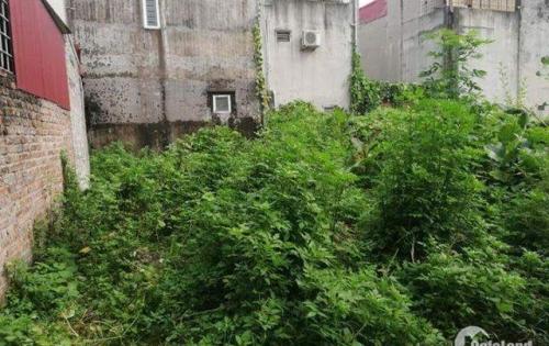 Bán cỏ tặng luôn sổ đỏ lô đất 89m2 AN Đồng Hải Phòng