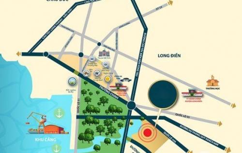 Dự án Dragon Center Point - Đất nền trung tâm Bà Rịa Vũng Tàu - LH: 0985798936