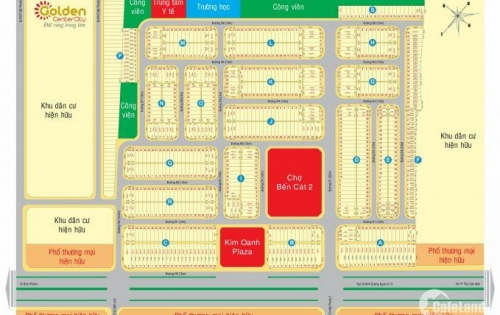 Chỉ 750 triệu sở hữu bất động sản đẹp nhất Bến Cát, mặt tiền quốc lộ 13, gần điện máy Thiên Hòa